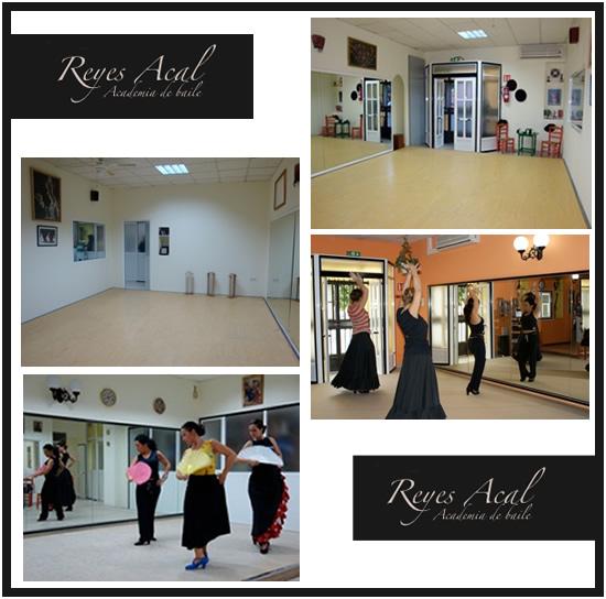 Reyes Acal Baile Flamenco en Sevilla
